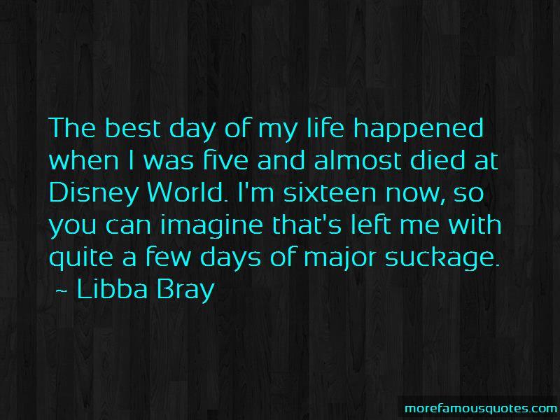 Best Disney World Quotes