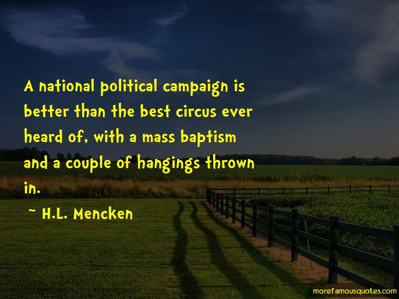 Best Political Campaign Quotes