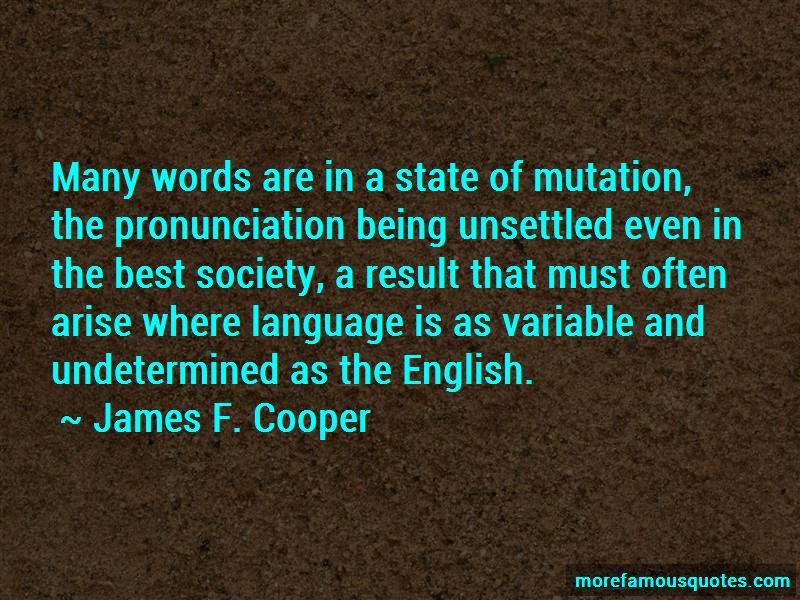 Best Pronunciation Quotes