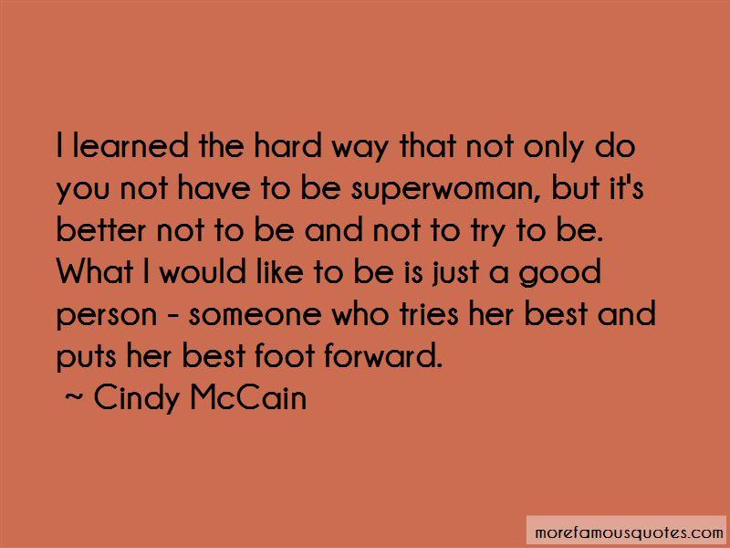 Best Superwoman Quotes