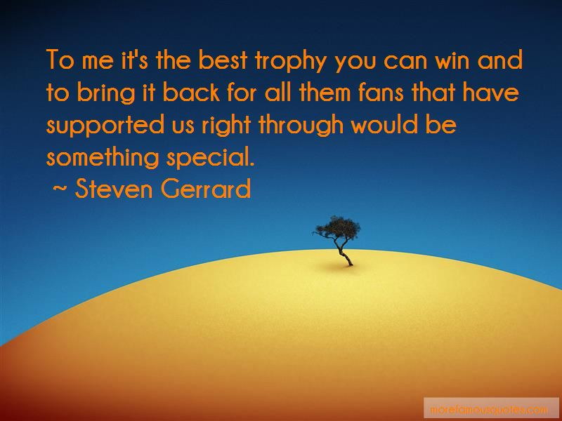 Best Trophy Quotes Pictures 2