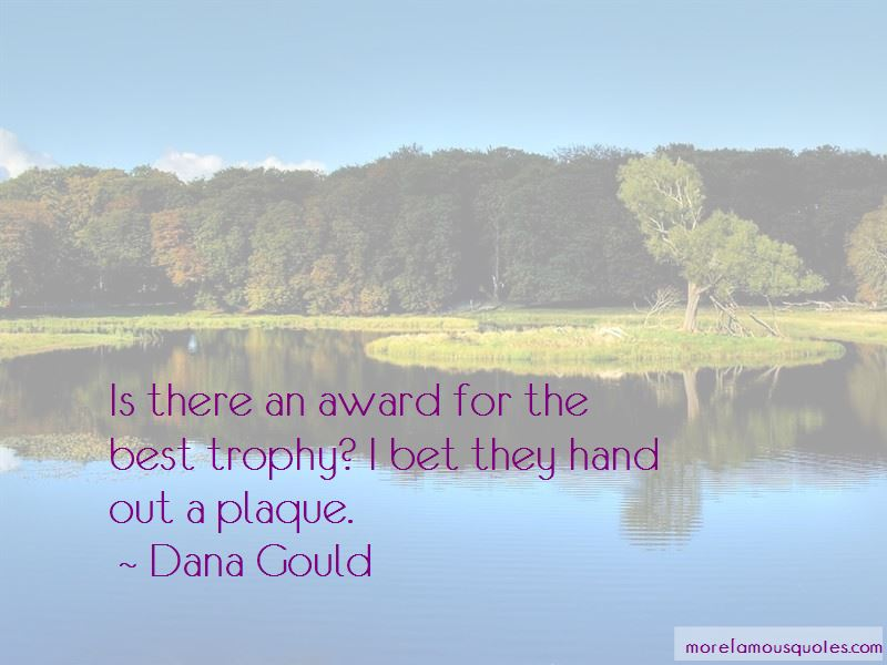 Best Trophy Quotes