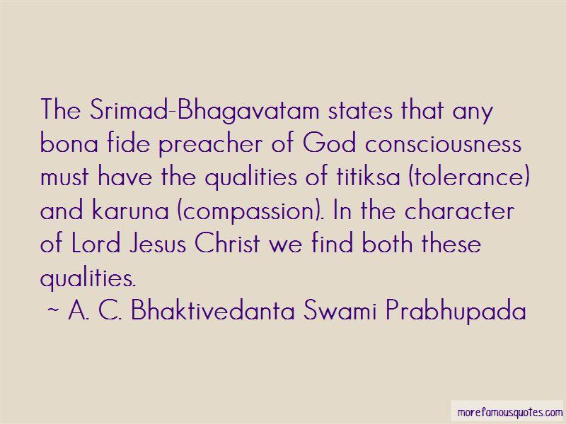 Bhagavatam Quotes