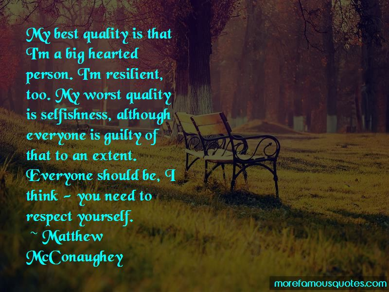 Big Hearted Person Quotes
