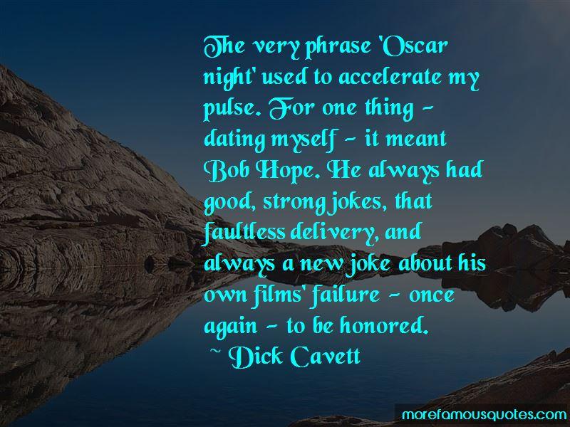 Bob Hope Oscar Quotes