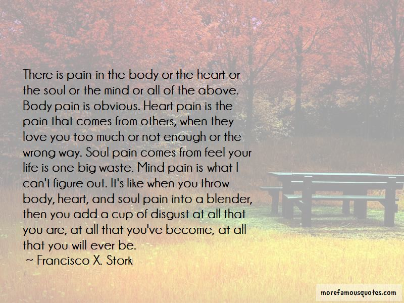 Body Heart And Soul Quotes Pictures 3