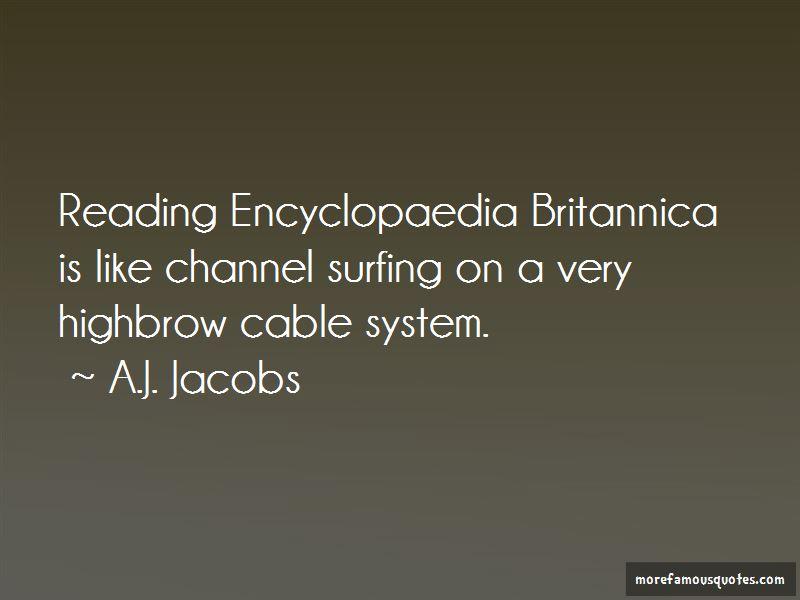Britannica Quotes
