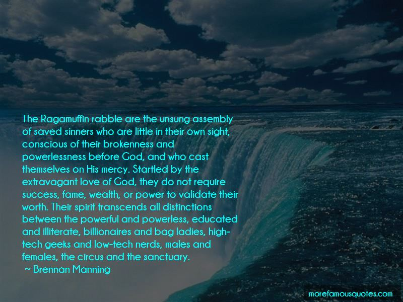 Brokenness Before God Quotes