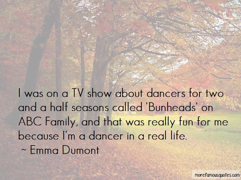 Bunheads Quotes