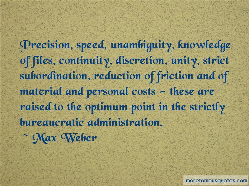 Bureaucratic Quotes