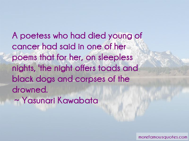 Cancer Poems And Quotes