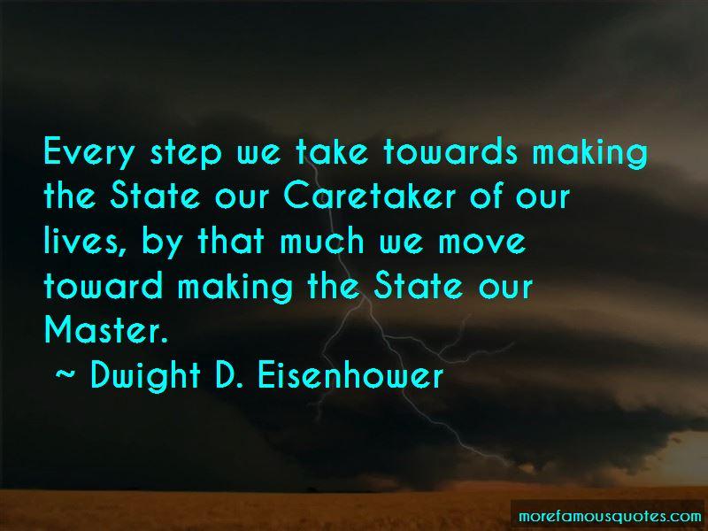 Caretaker Quotes Pictures 2