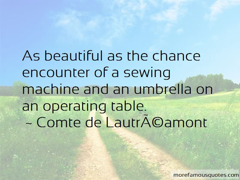 Chance Encounter Quotes