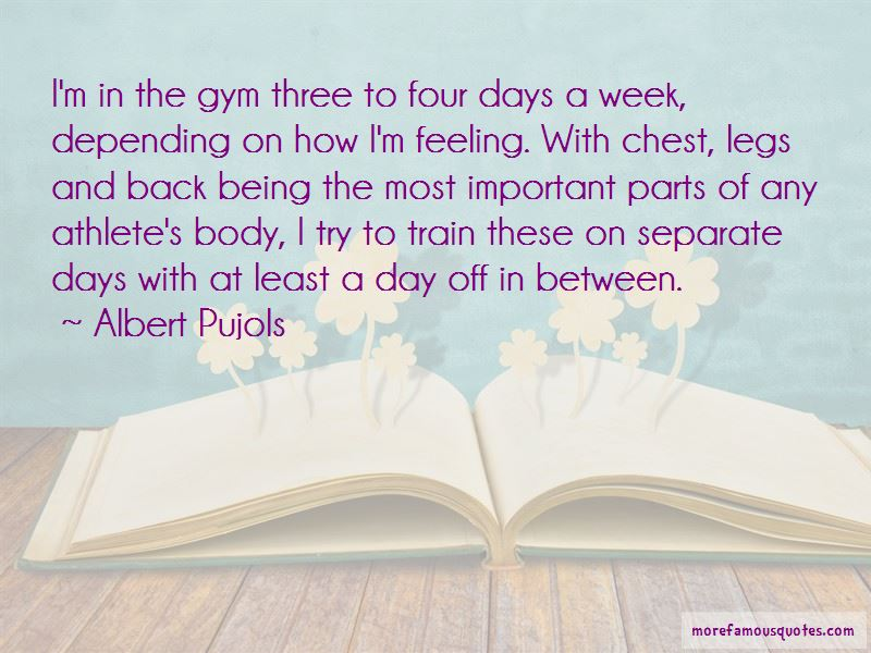 Chest Gym Quotes Pictures 4