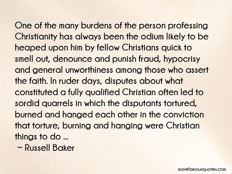 christianity and hypocrisy quotes top quotes about