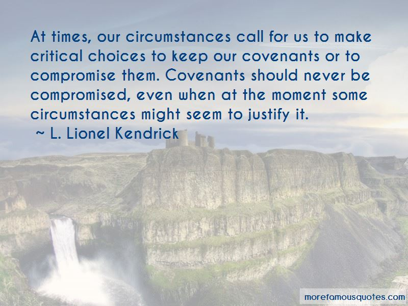 Circumstances And Choices Quotes Pictures 2
