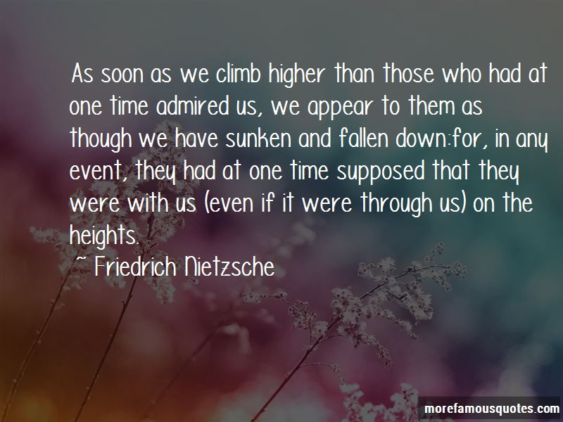 Climb Higher Quotes