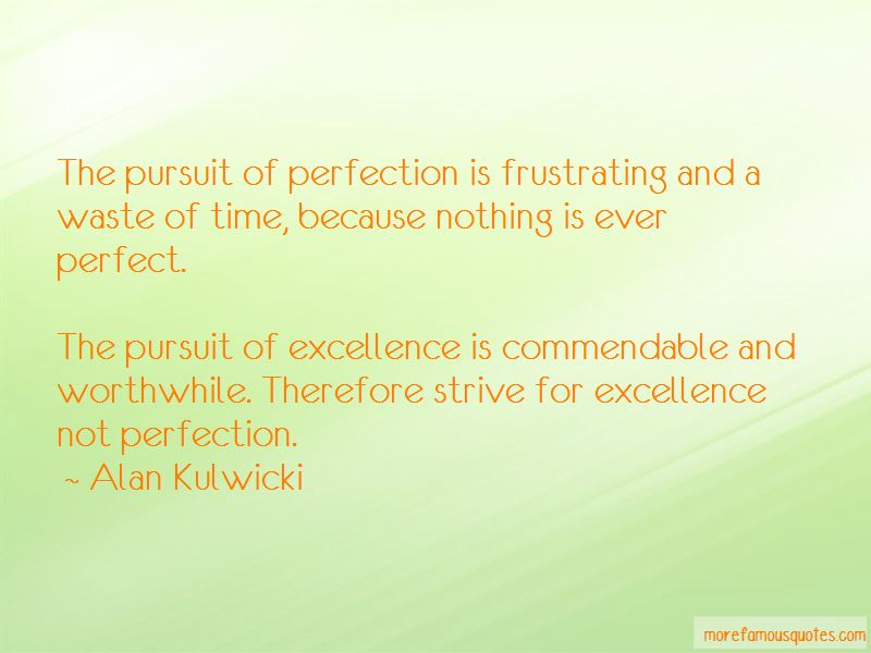 Commendable Quotes