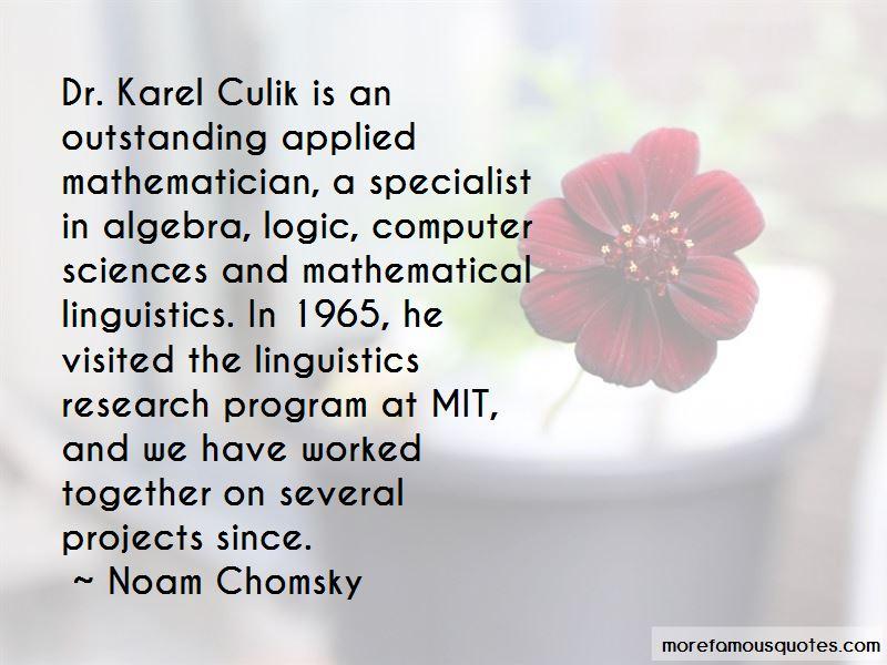 Computer Sciences Quotes