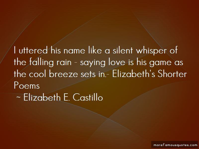 Cool Breeze Love Quotes Pictures 4