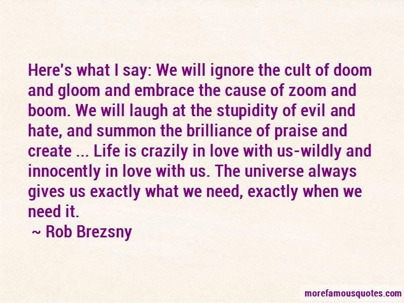 Cult Love Quotes