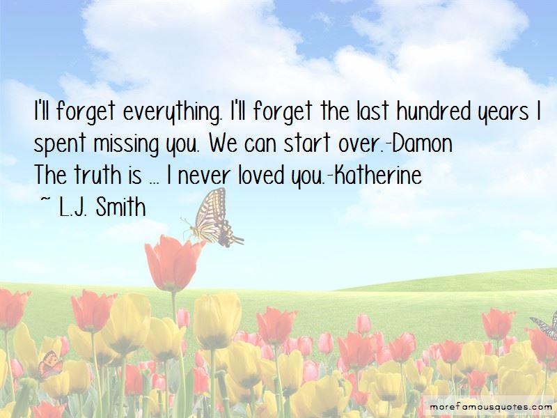 Damon And Katherine Quotes