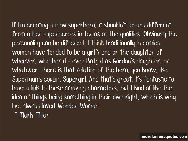 Dc Comics Wonder Woman Quotes