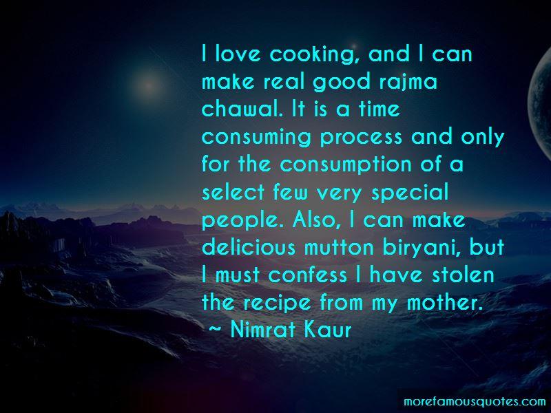 Delicious Biryani Quotes