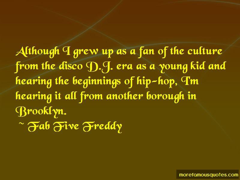Disco Kid Quotes