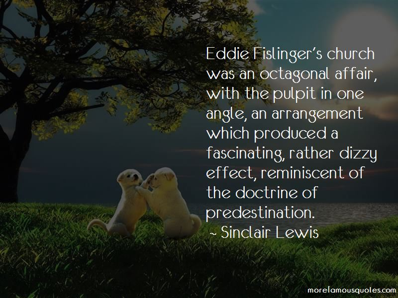 Doctrine Of Predestination Quotes Pictures 2