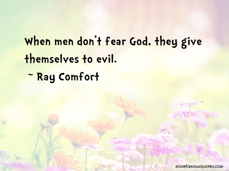 Don't Fear God Quotes Pictures 4