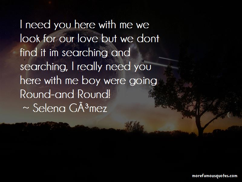 Don't Find Love Quotes Pictures 3