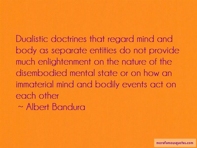 Dualistic Quotes