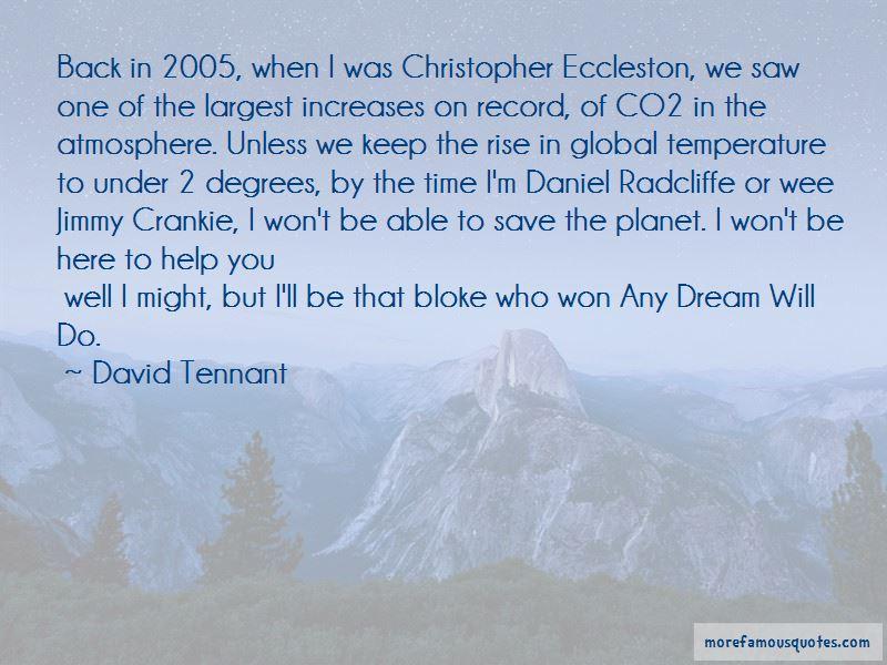 Eccleston Quotes