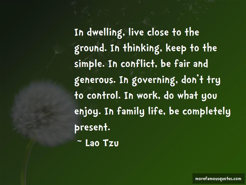 Enjoy Present Life Quotes
