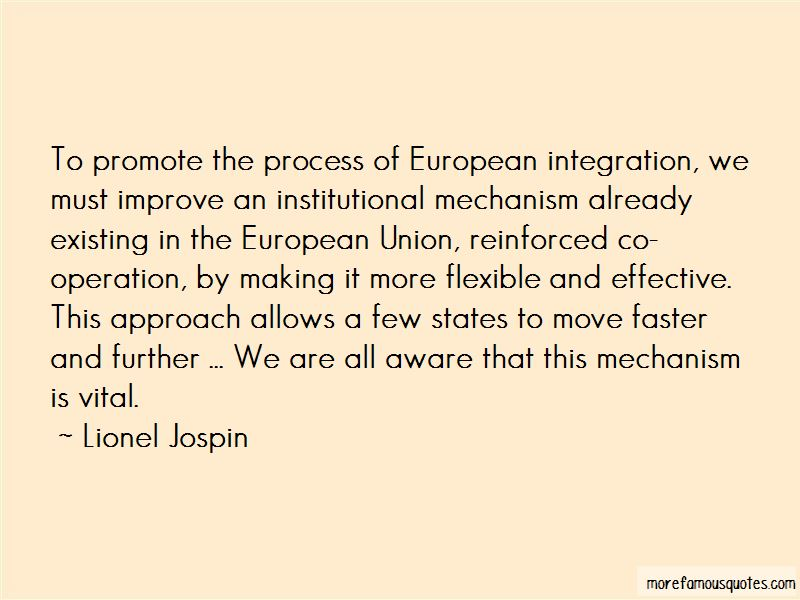European Union Integration Quotes Pictures 2