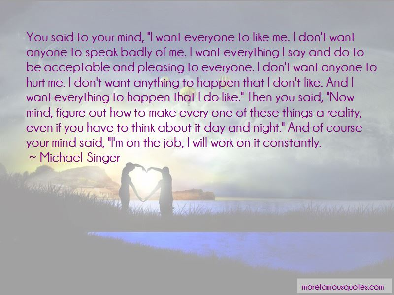Even If You Hurt Me Quotes
