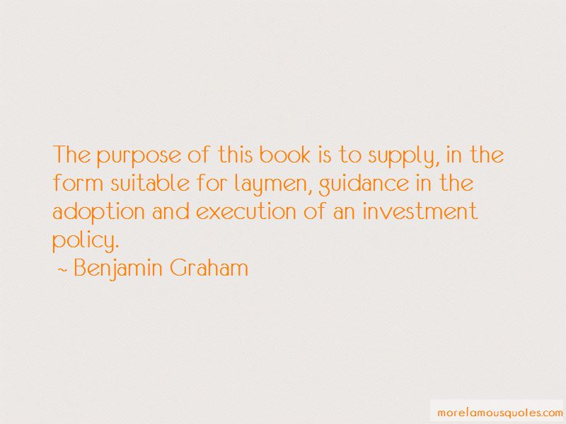 Execution Book Quotes