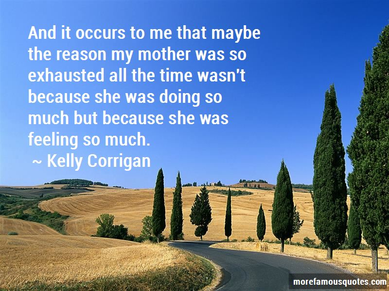 Exhausted Mother Quotes
