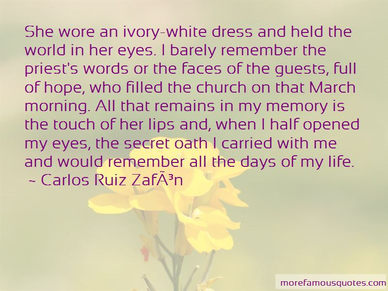 Eyes Full Of Hope Quotes