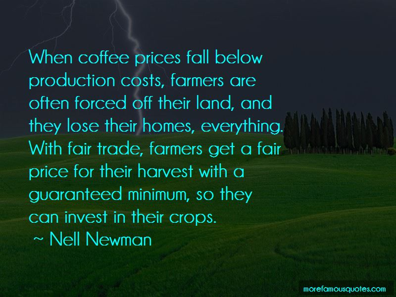 Fair Trade Farmers Quotes Pictures 1