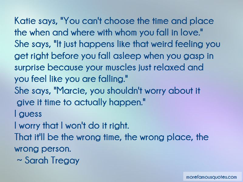 Falling In Love Wrong Person Quotes: top 8 quotes about ...