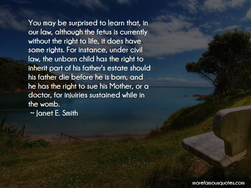 Father Of My Unborn Child Quotes: top 1 quotes about Father