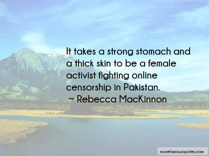 Female Activist Quotes