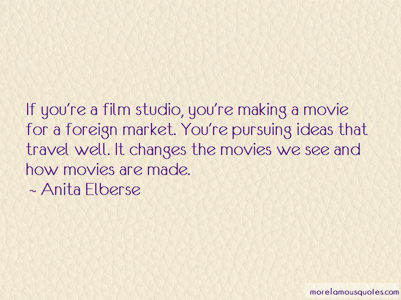 Film Studio Quotes