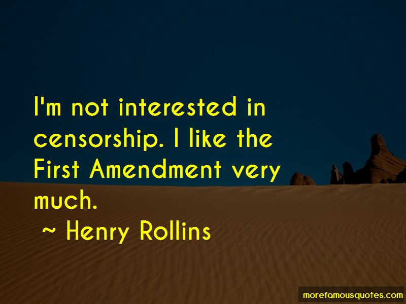First Amendment Censorship Quotes Pictures 2