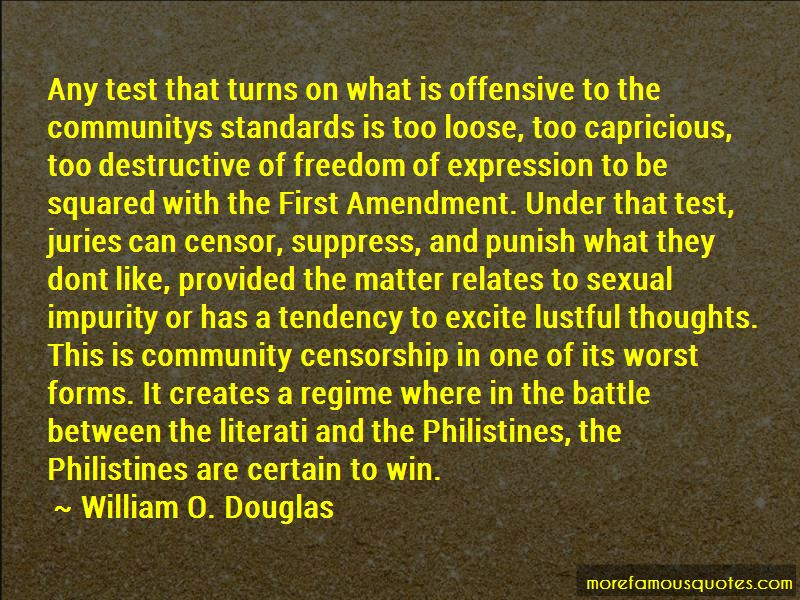 First Amendment Censorship Quotes Pictures 4