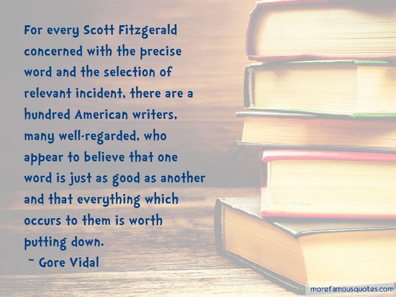 Fitzgerald Scott Quotes Pictures 2