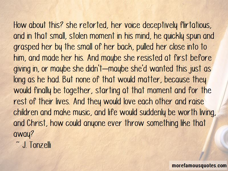 Flirtatious Love Quotes