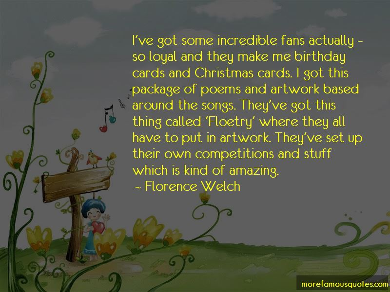 Floetry Quotes